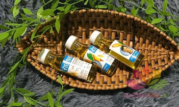 Dầu Olive chăm sóc da Chumpathong Olive Oil Thai (20ML) ảnh 4