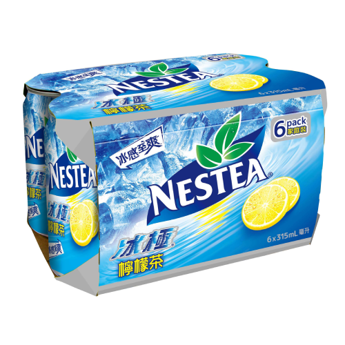 Nestea Lemon Ice Rush CAN 6P