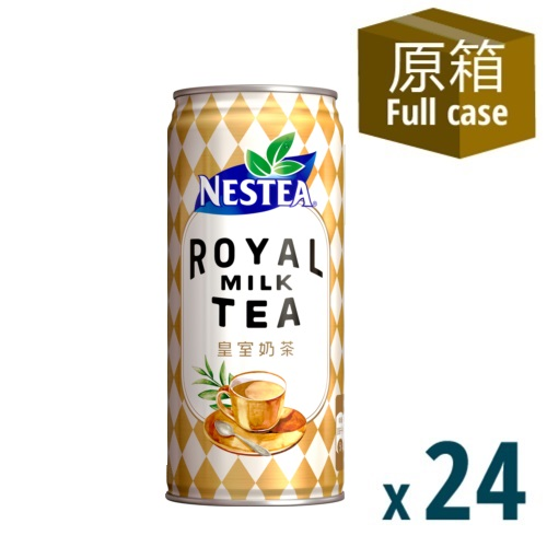 Nestea Royal Milk Tea 210mL 24P