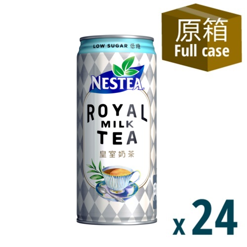 Nestea Royal Milk Tea Low Sugar 210mL 24P