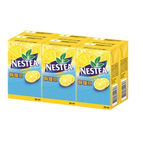 Nestea Lemon 250ml Paper Pack 6P