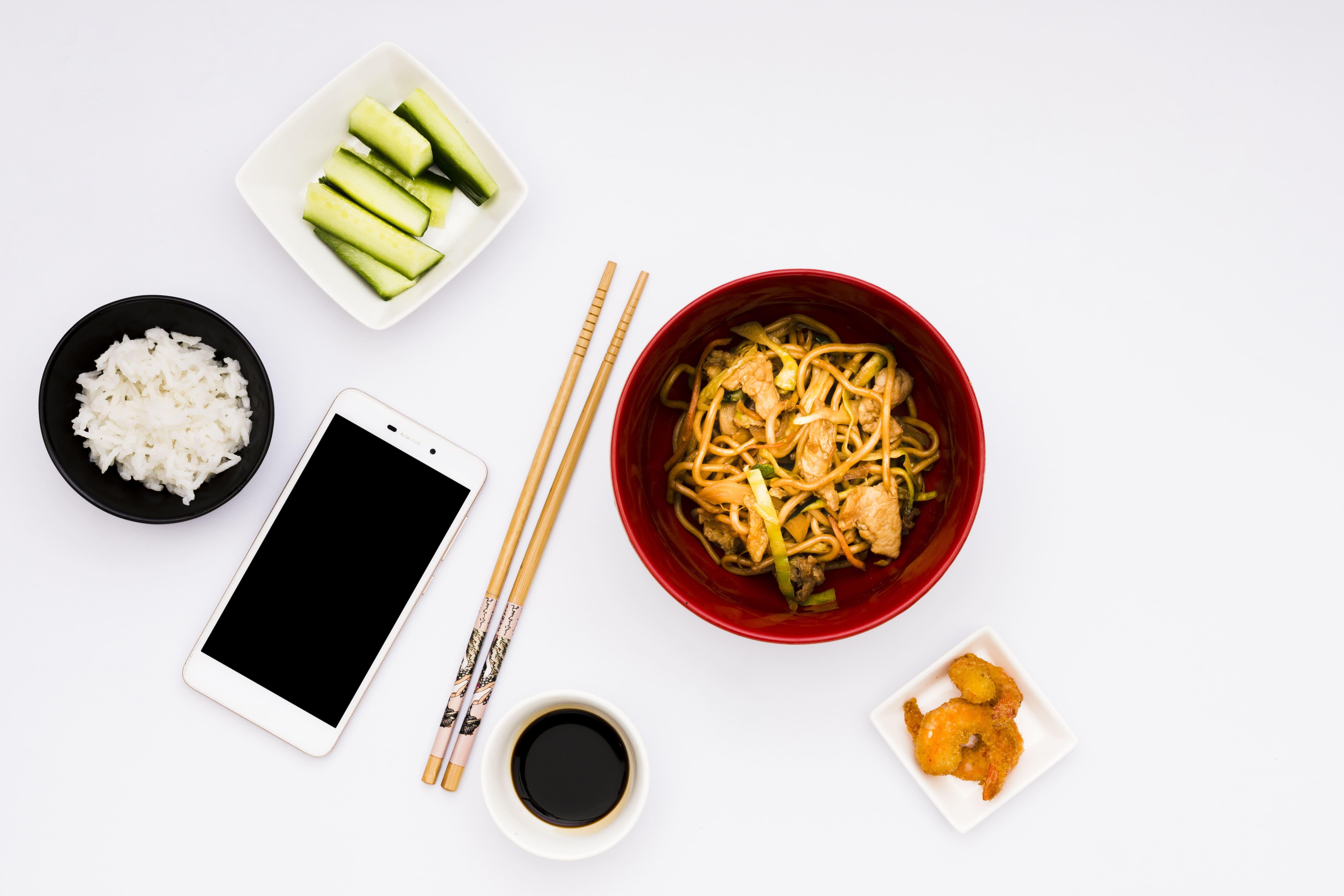 modern asian