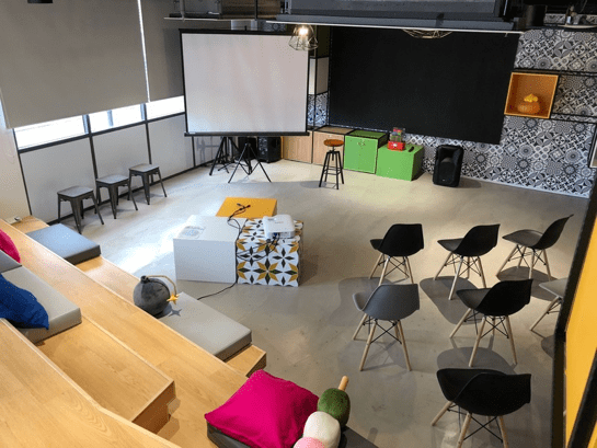 Training and workshop event venues center