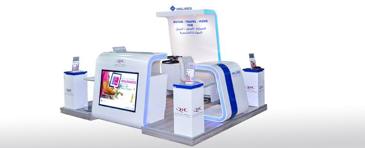 QIC kiosk