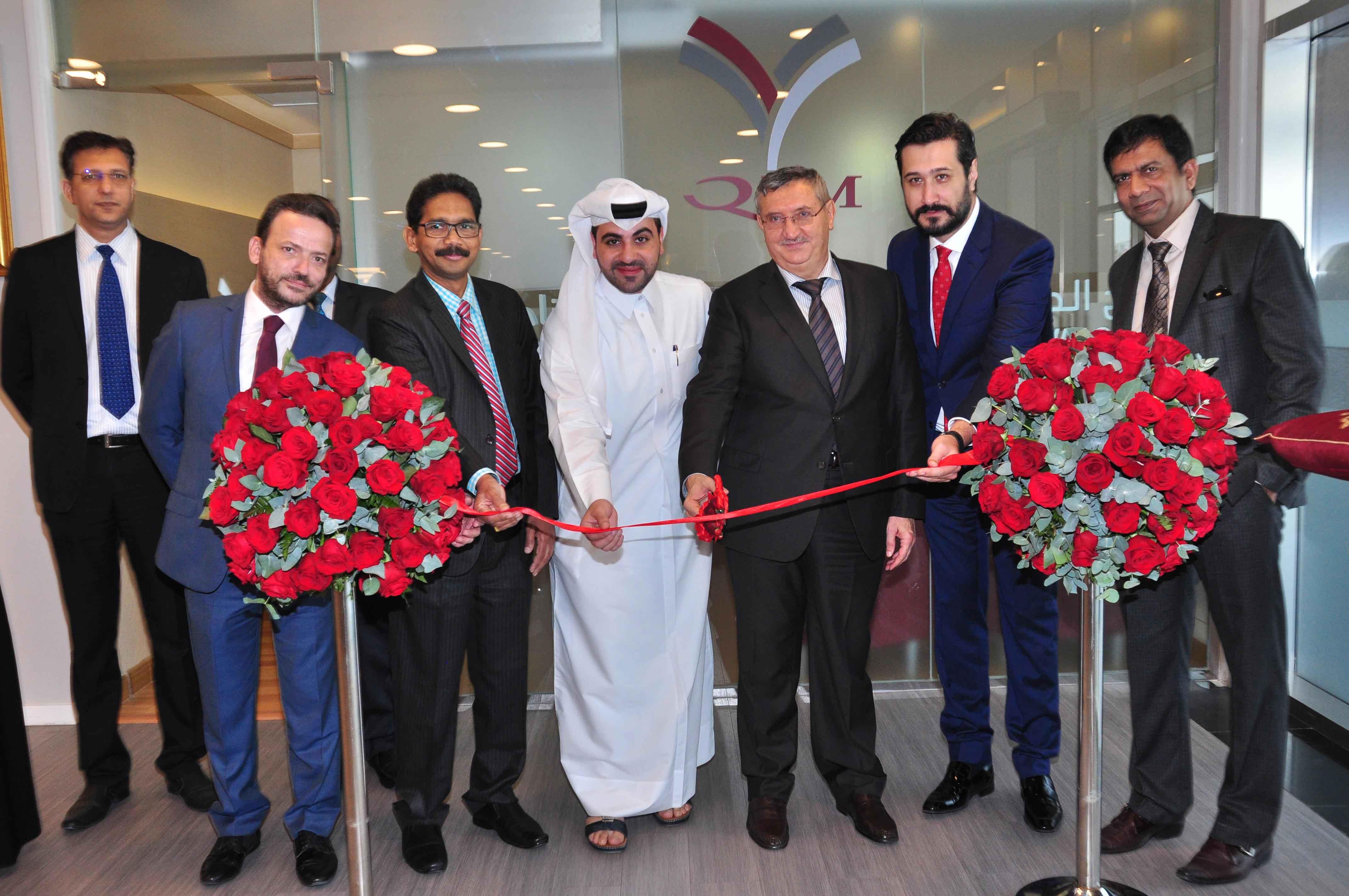 Q Life & Medical inaugurates Al Safwa lounge VIP lounge at ...