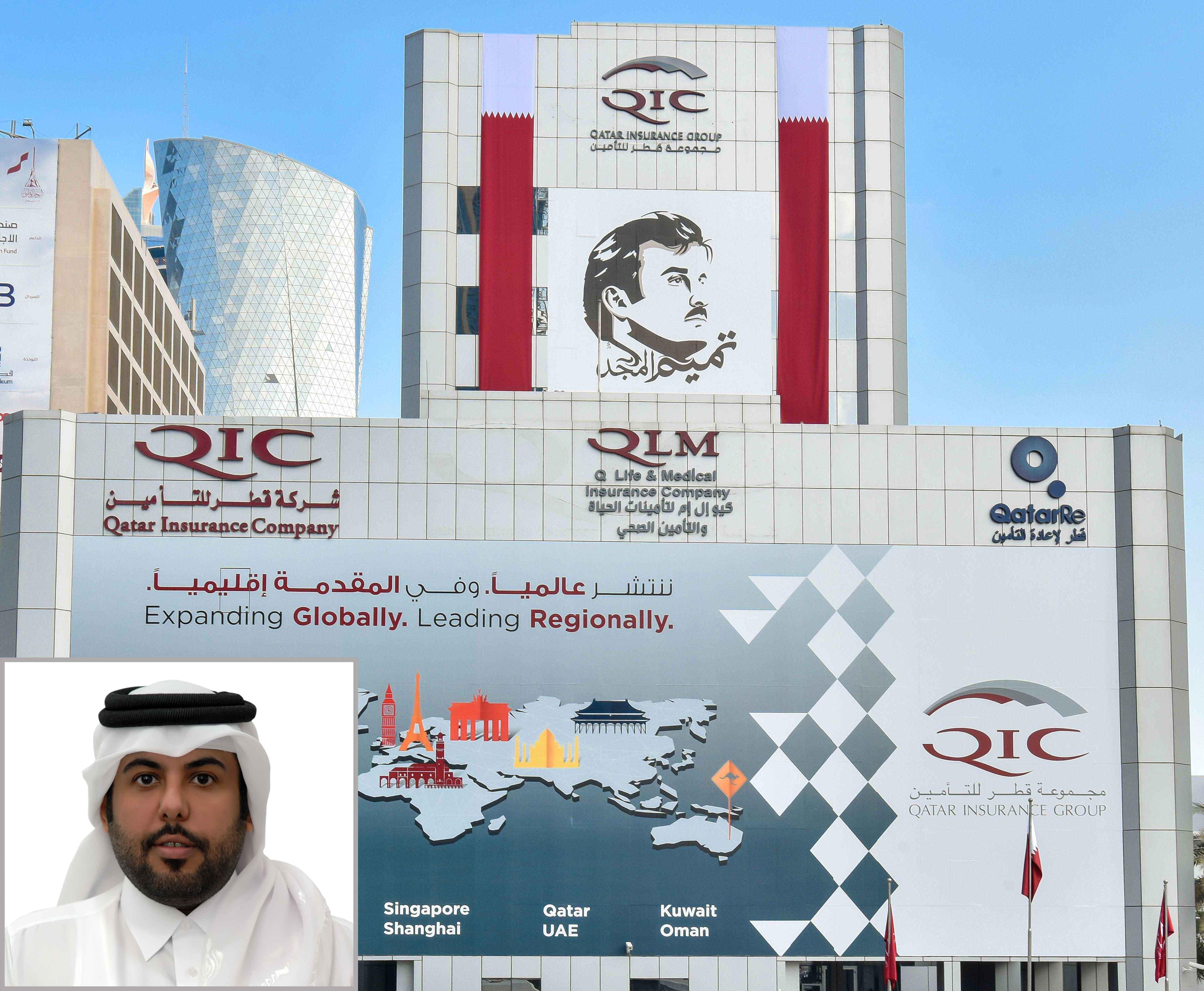 QIC - Qatar Insurance Company, Doha