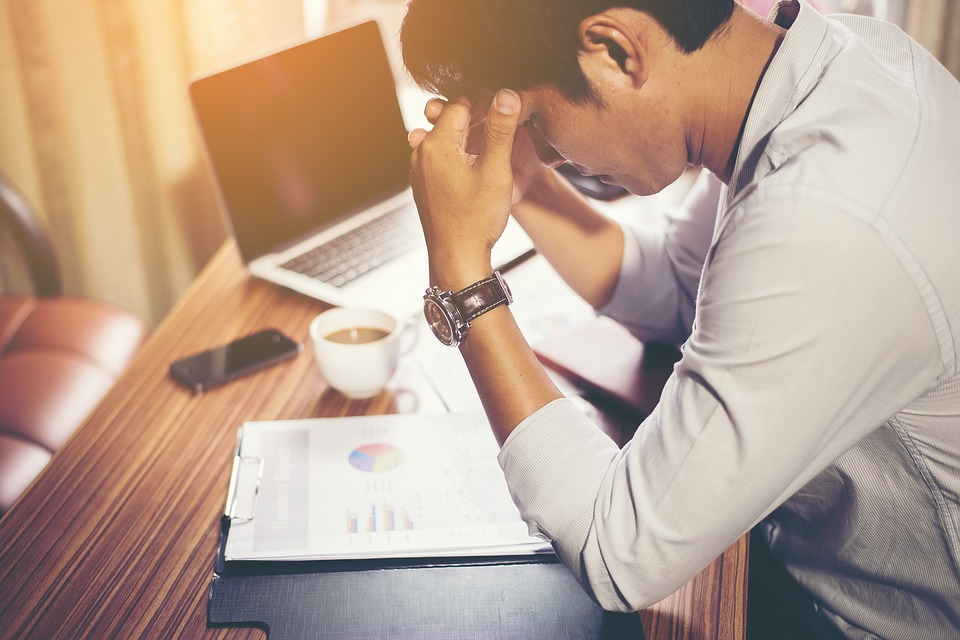 STUDILMU Career Advice - Stres Berat