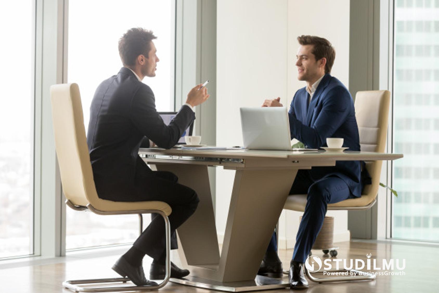 STUDILMU Career Advice - Pemimpin, Hentikan Perilaku Ini