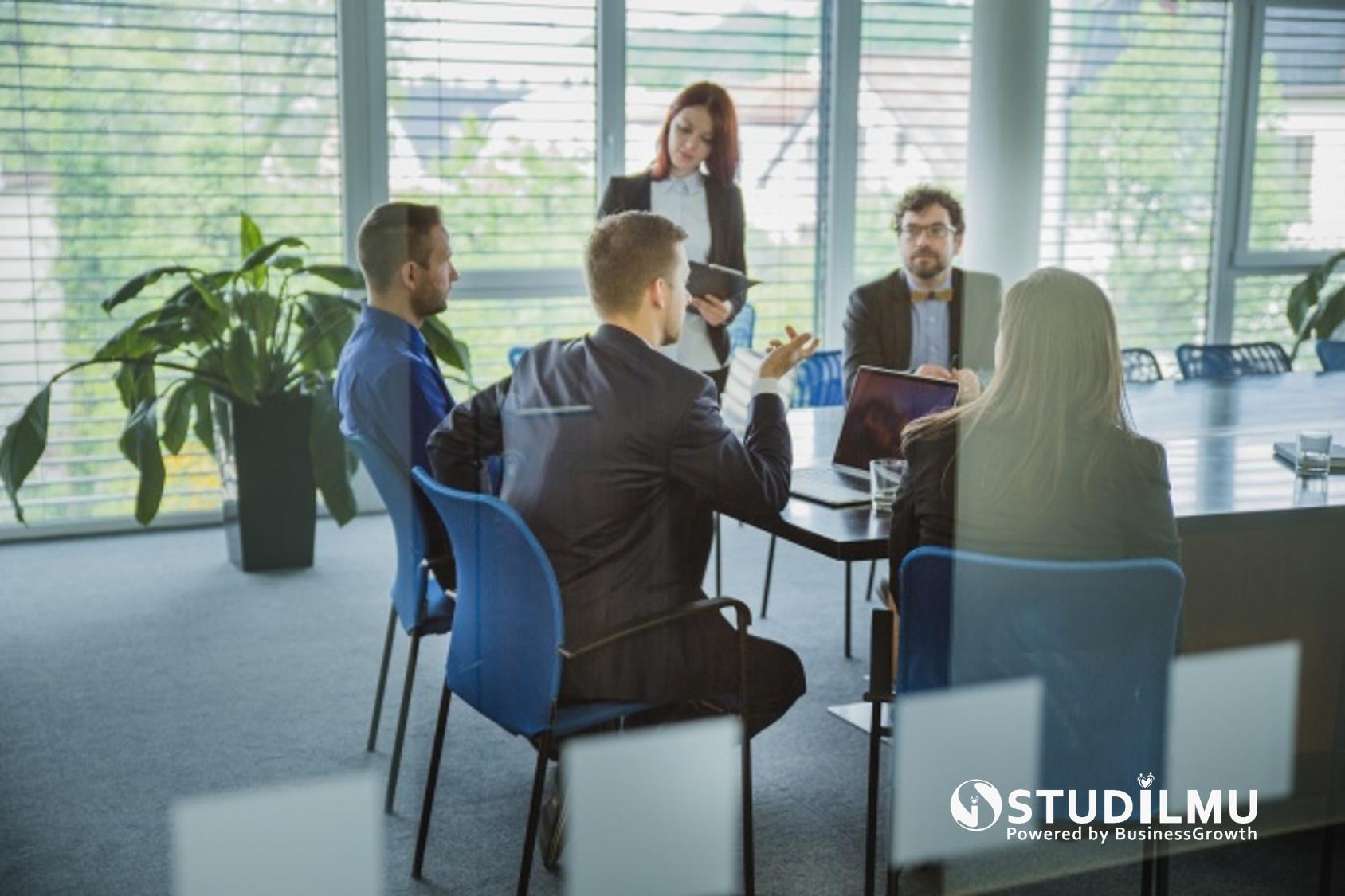 STUDILMU Career Advice - Rapat Kerja yang Efektif