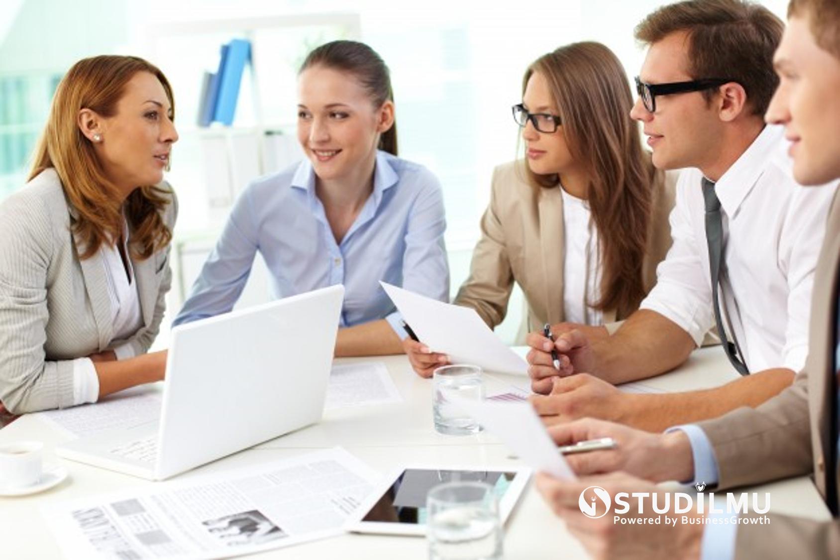 STUDILMU Career Advice - 5 Cara Memimpin Rapat