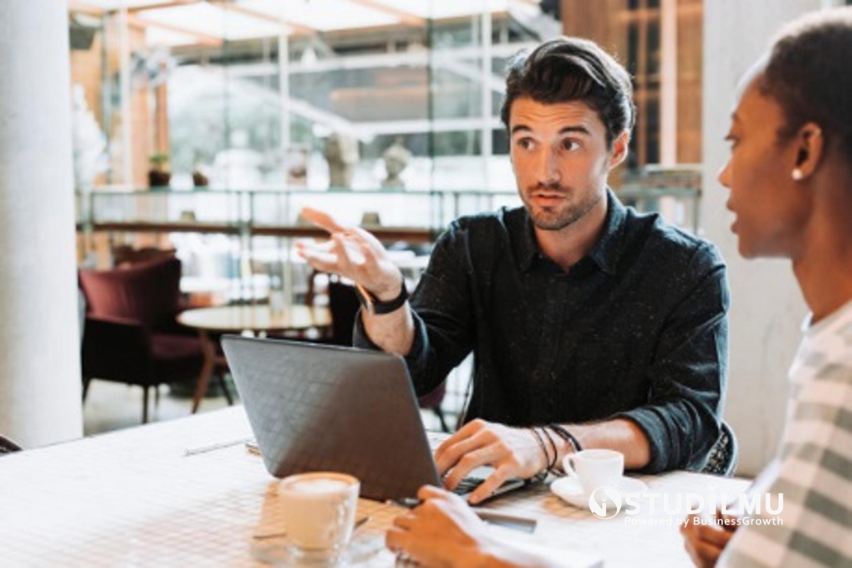 STUDILMU Career Advice - Meningkatkan Kemampuan Executive Presence