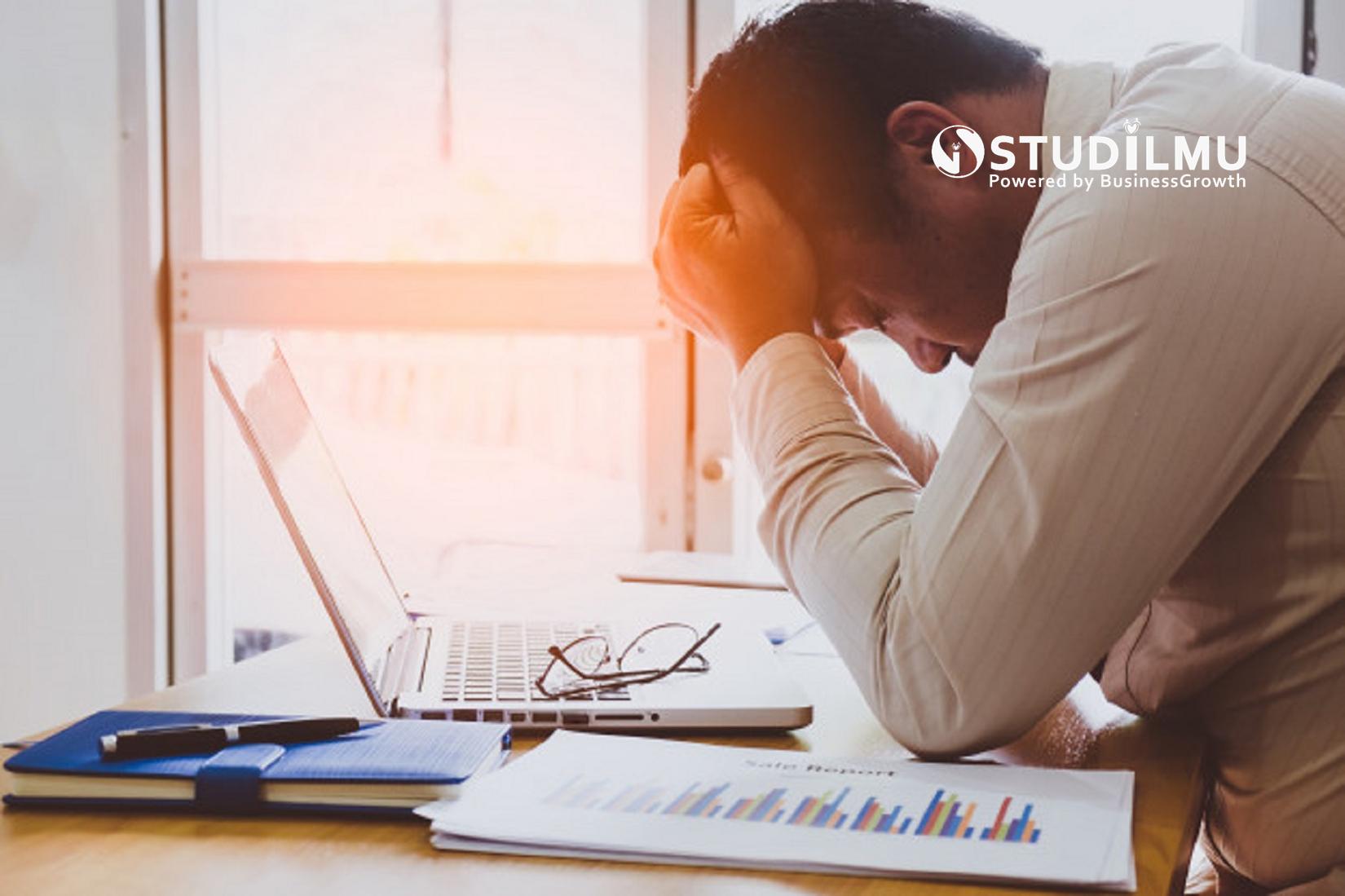 STUDILMU Career Advice - 10 Cara Membangun Konflik dan Stres Kerja yang Baik