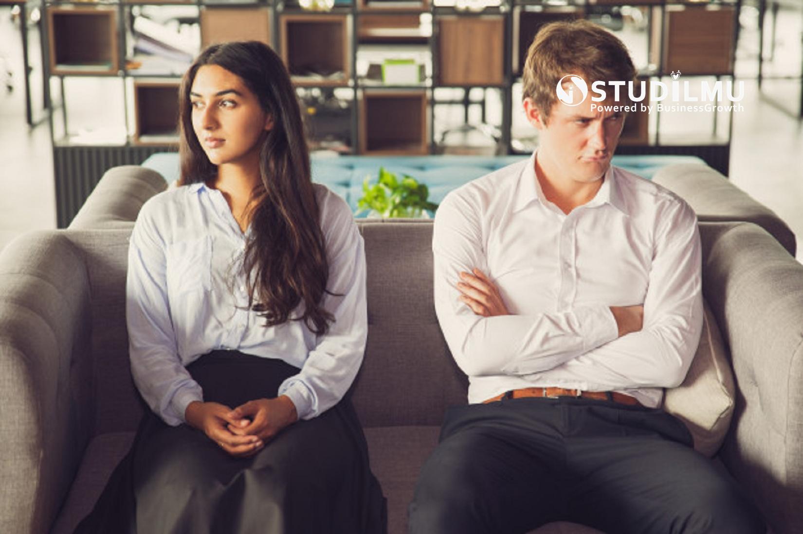 STUDILMU Career Advice - 5 Strategi Manajemen Konflik