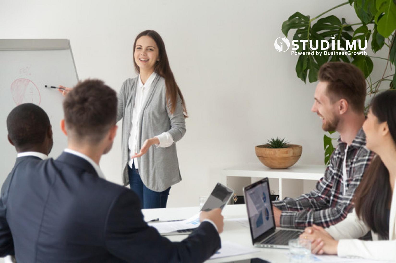 STUDILMU Career Advice - 18 Tips Ampuh Presentasi yang Baik