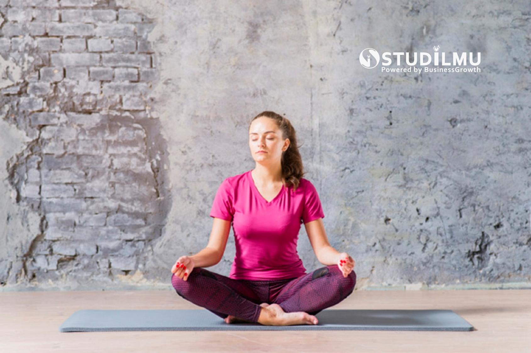 STUDILMU Career Advice - Meditasi adalah Awal yang Baik untuk Memulai Hari