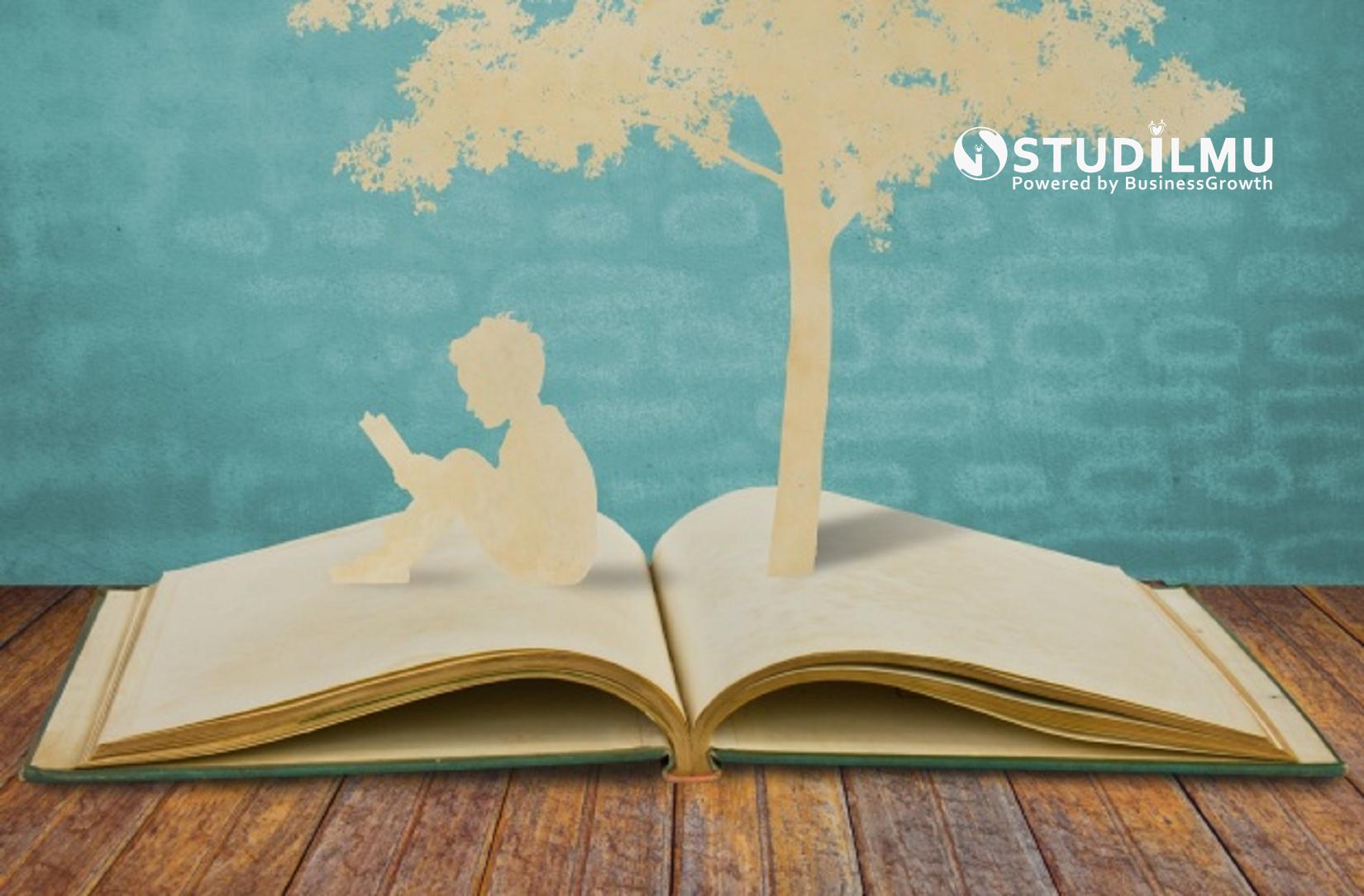 STUDILMU Career Advice - 6 Manfaat Membaca
