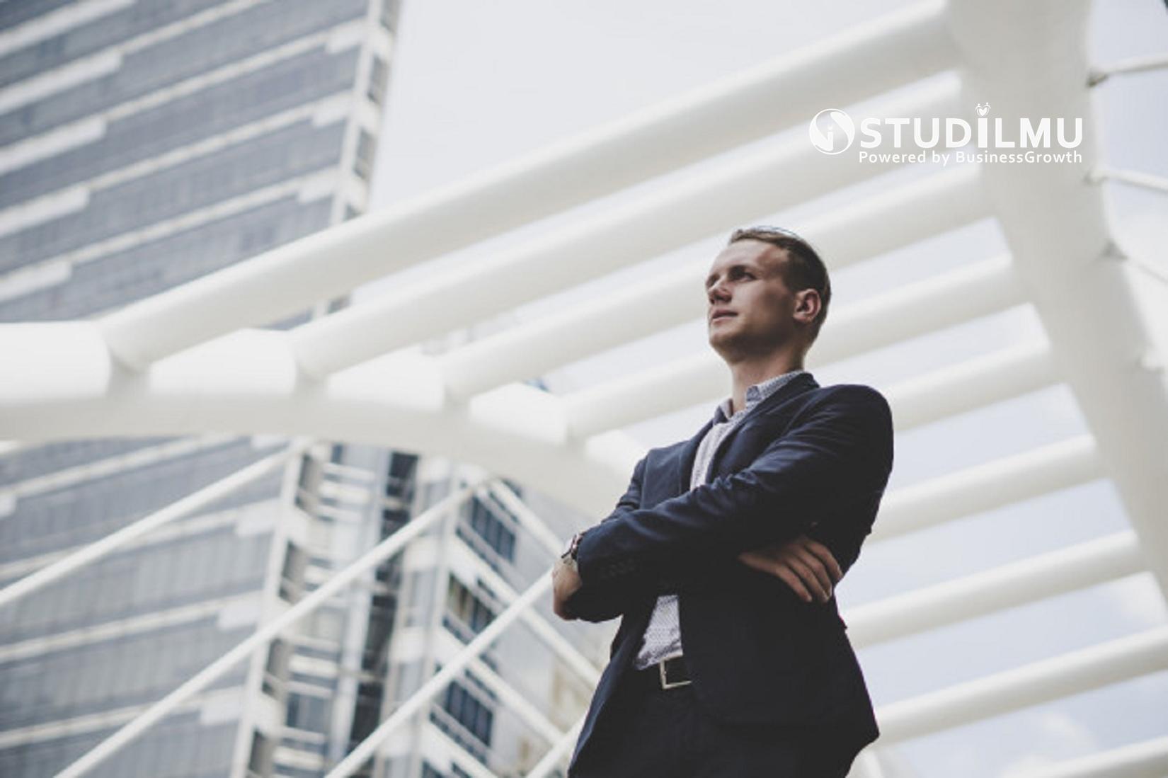 STUDILMU Career Advice - 5 Tips Kepercayaan Diri Para Pengusaha Sukses