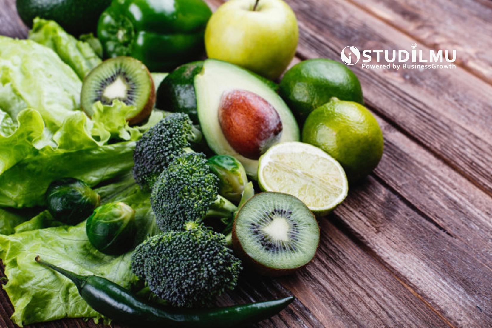STUDILMU Career Advice - 6 Makanan Sehat Penambah Produktivitas Kerja