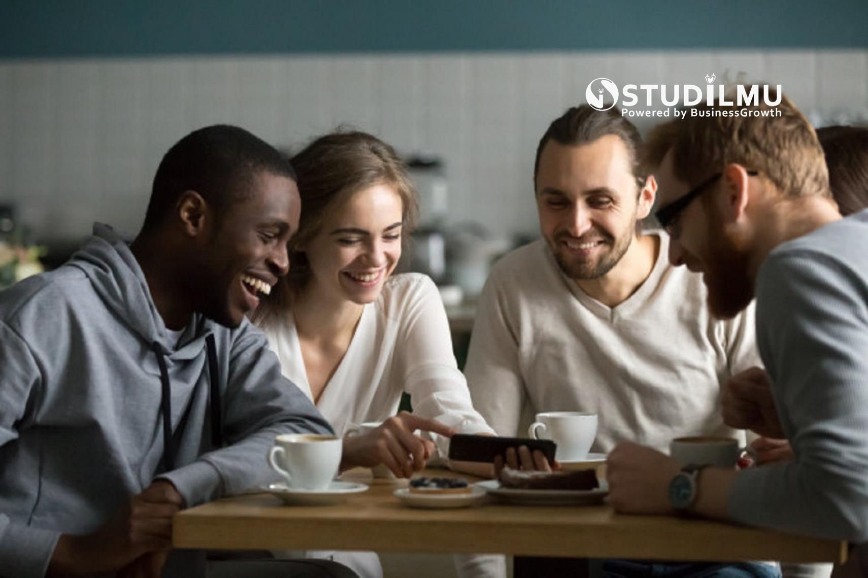 STUDILMU Career Advice - 6 Cara Bersosialisasi Ala Kaum Milenial