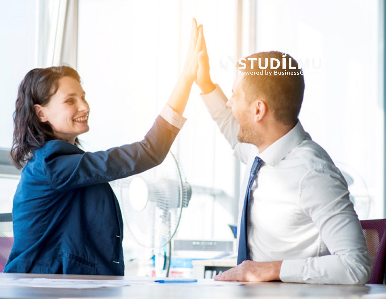 STUDILMU Career Advice - 10 Cara Orang Sukses untuk Tetap Tenang