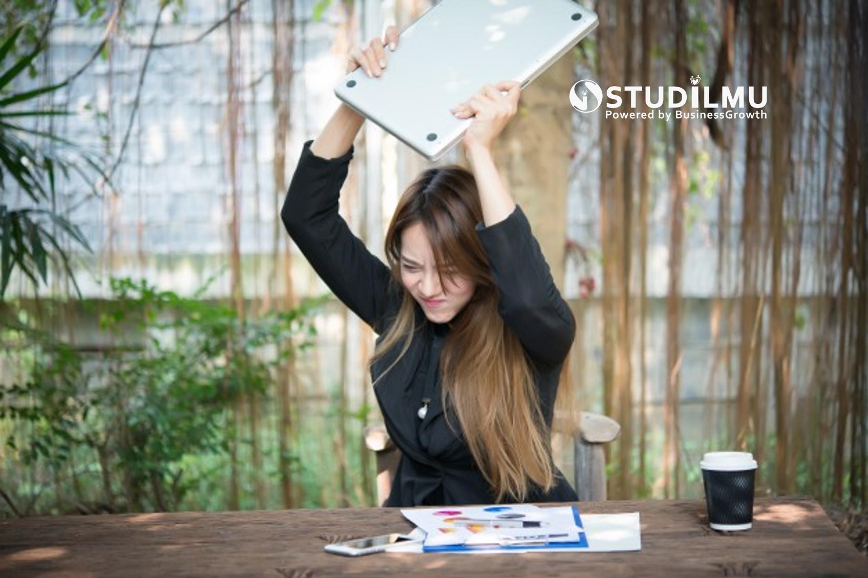 STUDILMU Career Advice - 5 Dampak Positif Kemarahan
