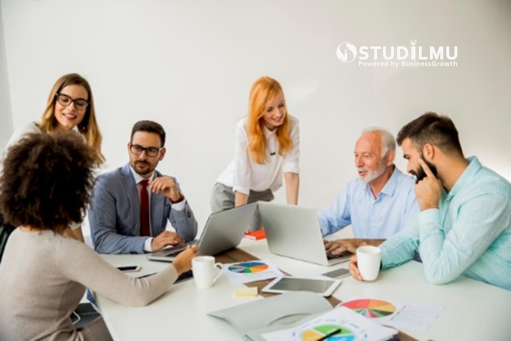 STUDILMU Career Advice - 5 Tips untuk Rapat Kerja yang Lebih Baik