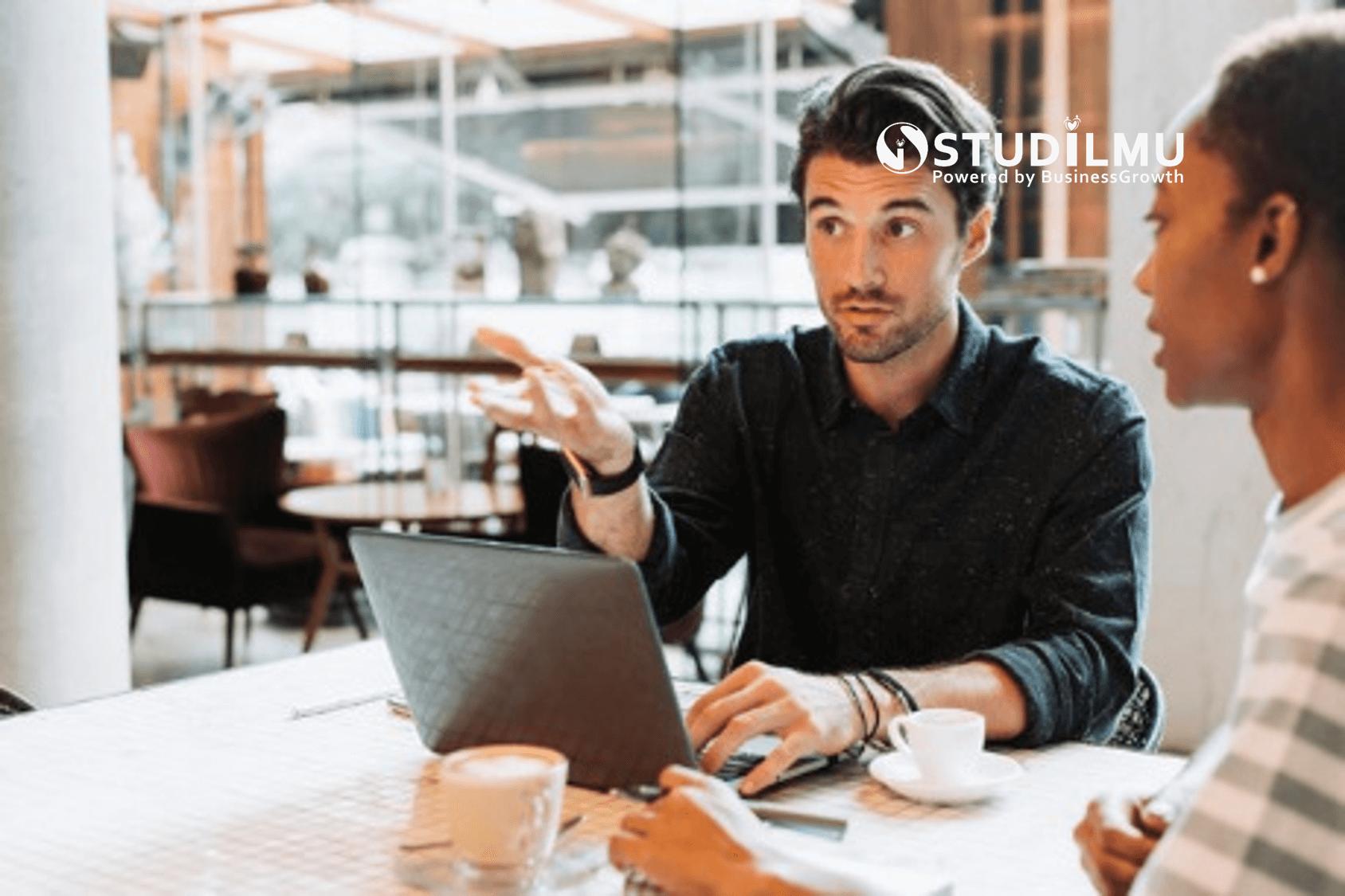 STUDILMU Career Advice - 3 Tips Memiliki Kepercayaan Diri dalam Setiap Percakapan