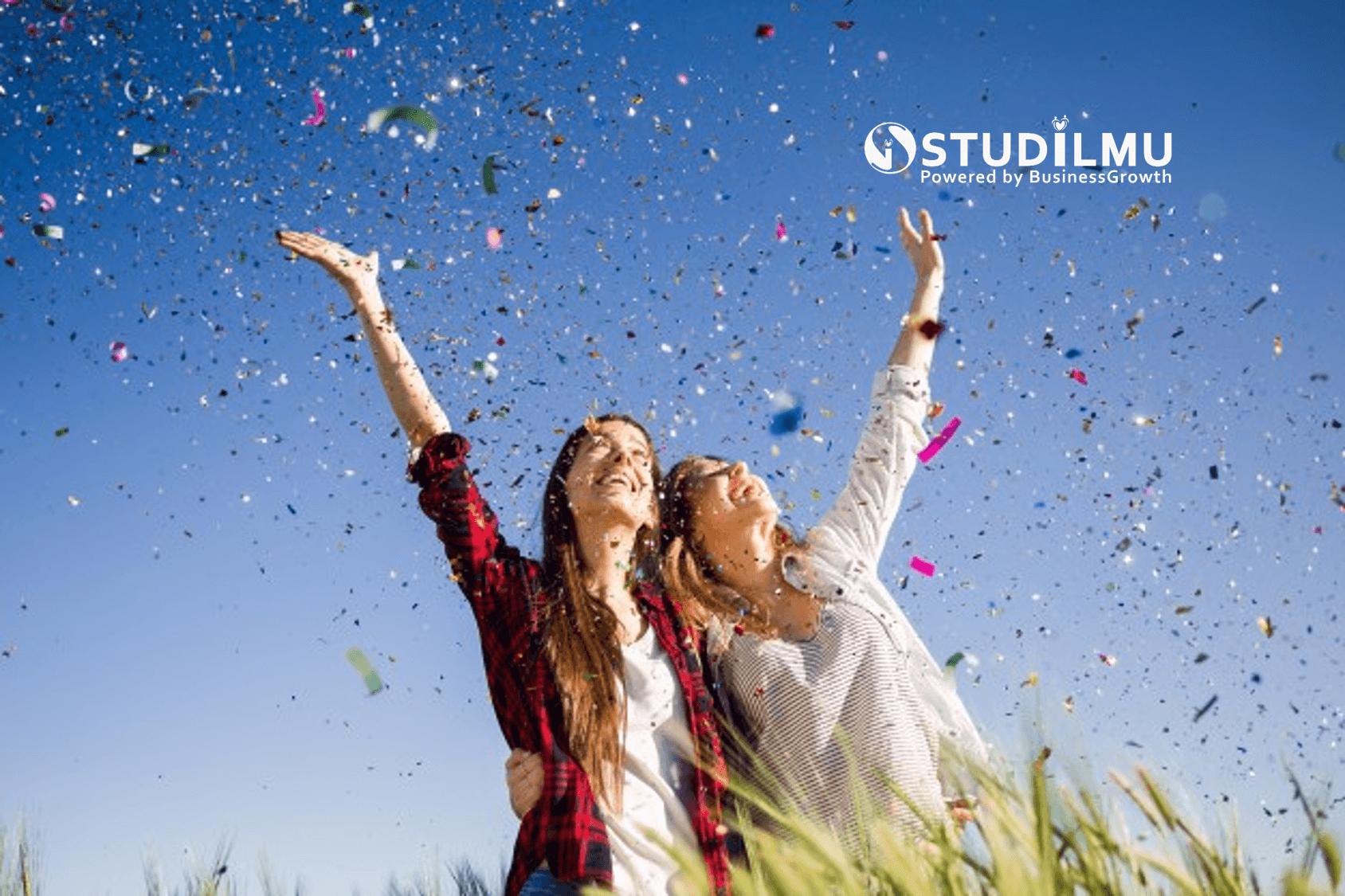 STUDILMU Career Advice - Kebahagiaan adalah Kunci Kesuksesan