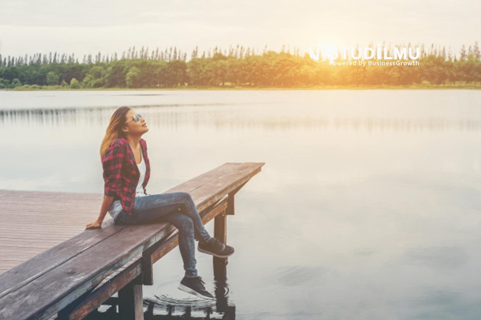 STUDILMU Career Advice - 4 Cara Menenangkan Diri dan Kembali Produktif