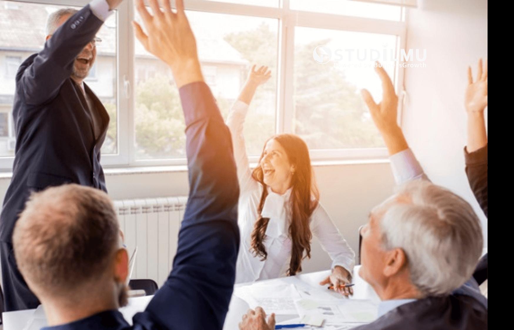10 Cara Mengembangkan Pola Pikir Sukses