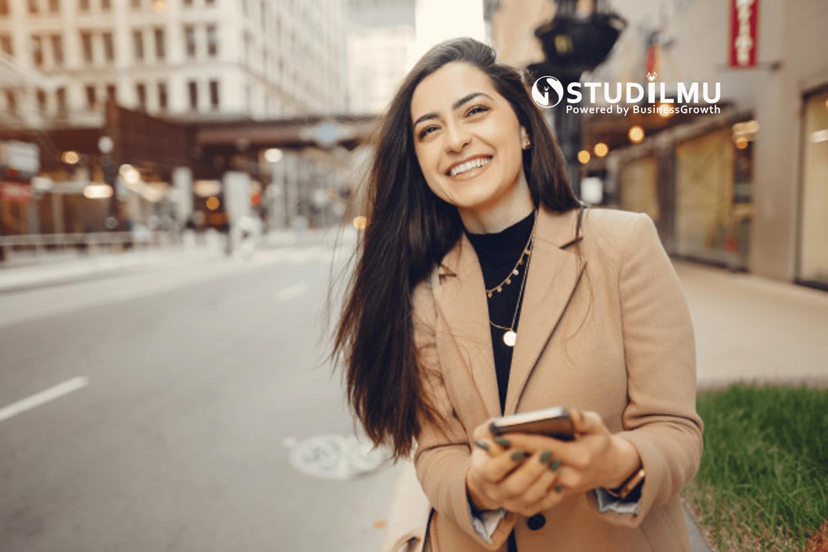 STUDILMU Career Advice - 4 Rumus Kebahagiaan Sejati