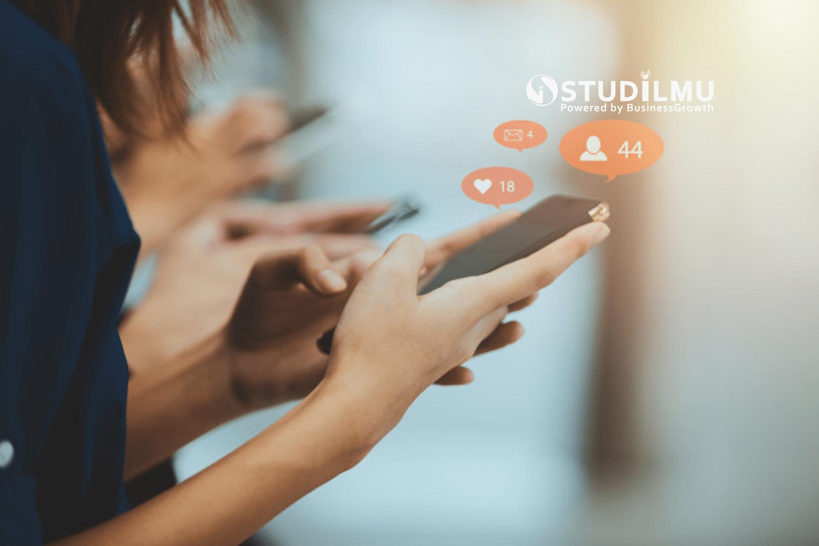 STUDILMU Career Advice - 6 Fakta Strategi Pemasaran di Media Sosial yang Harus Diketahui