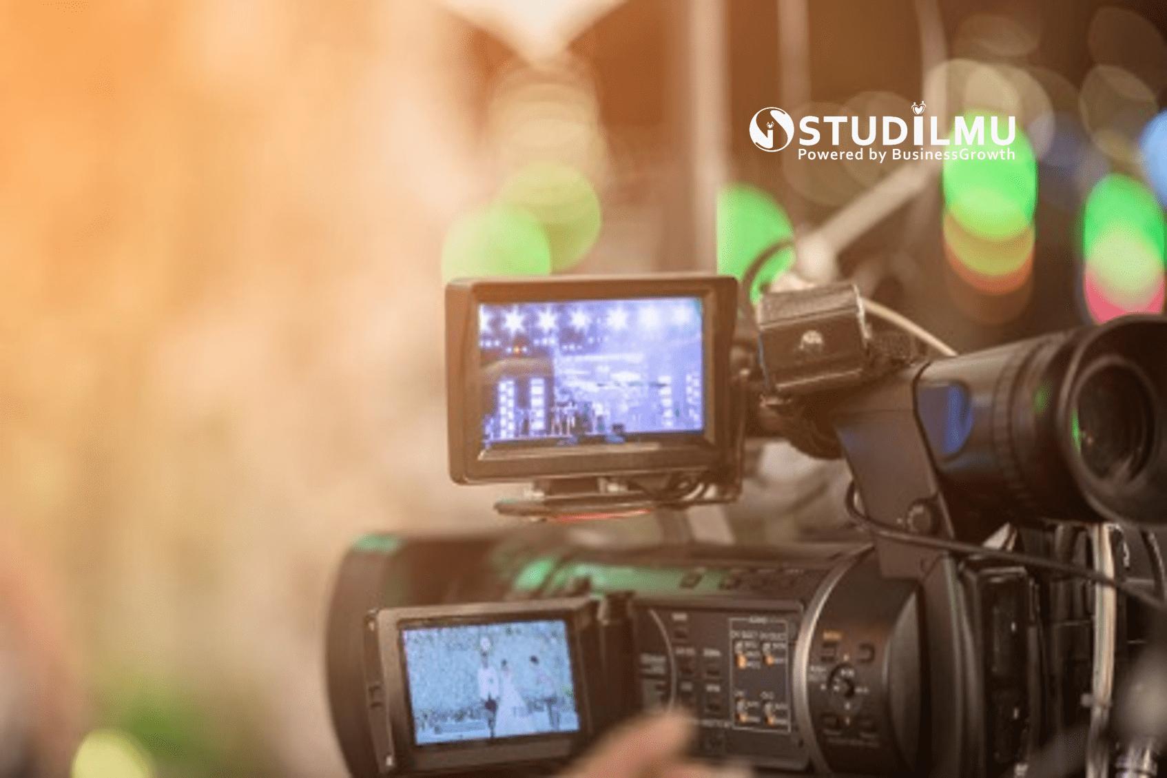STUDILMU Career Advice - 3 Langkah Membuat Konten Video di Media Sosial yang Keren