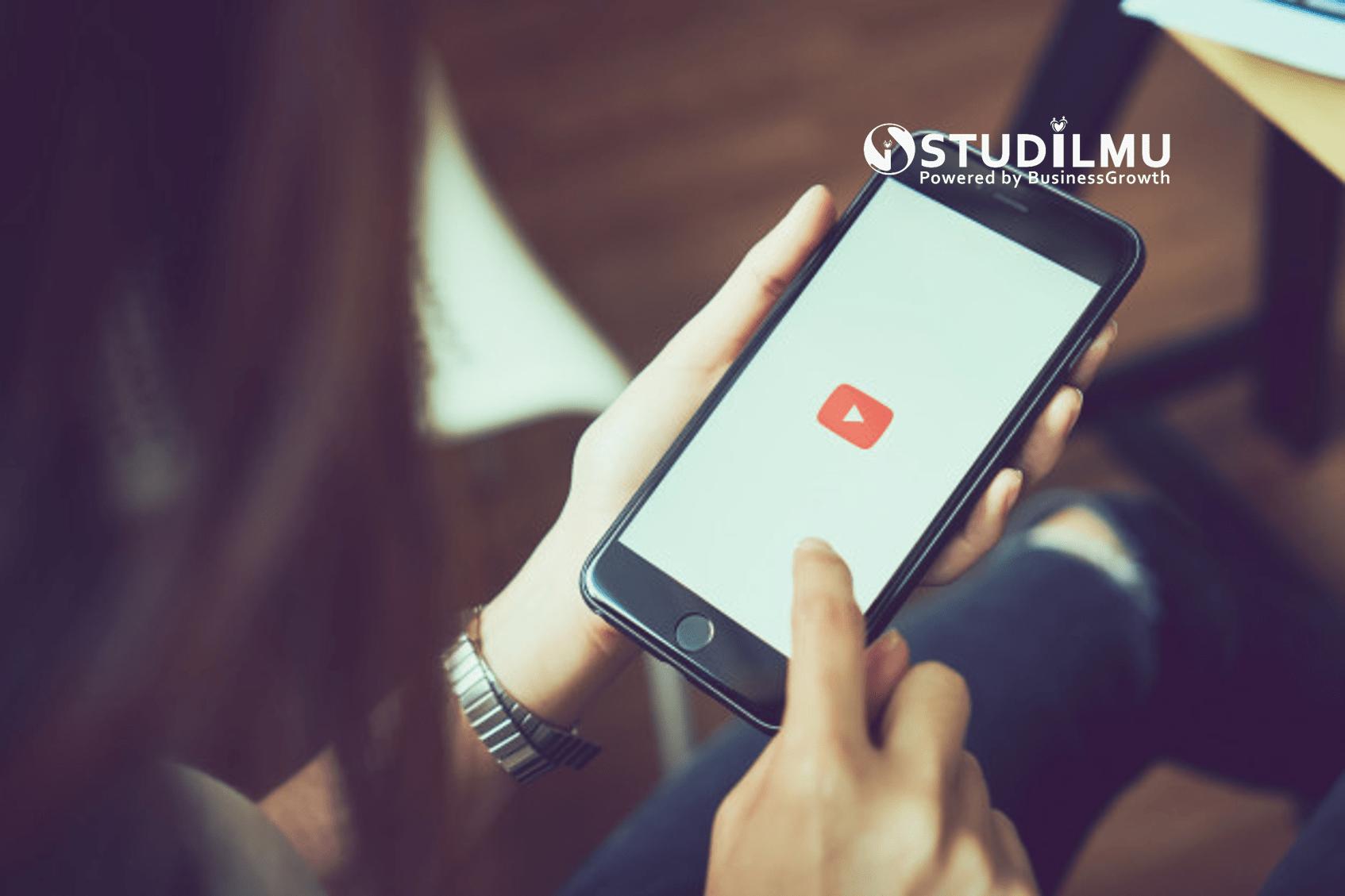 9 Strategi Pemasaran melalui Aplikasi YouTube
