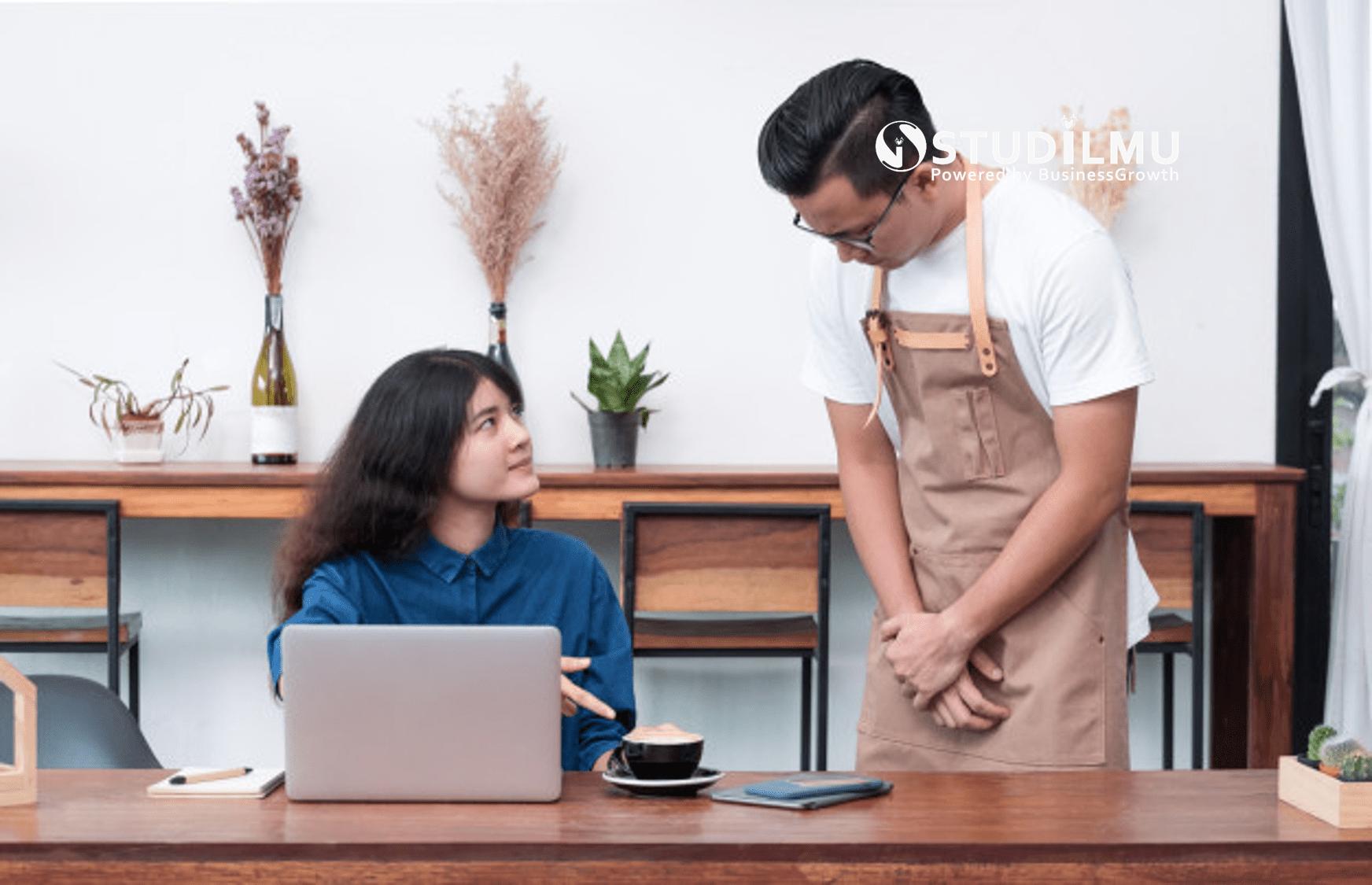 STUDILMU Career Advice - 8 Strategi Pelayanan dalam Menangani Keluhan Pelanggan yang Marah