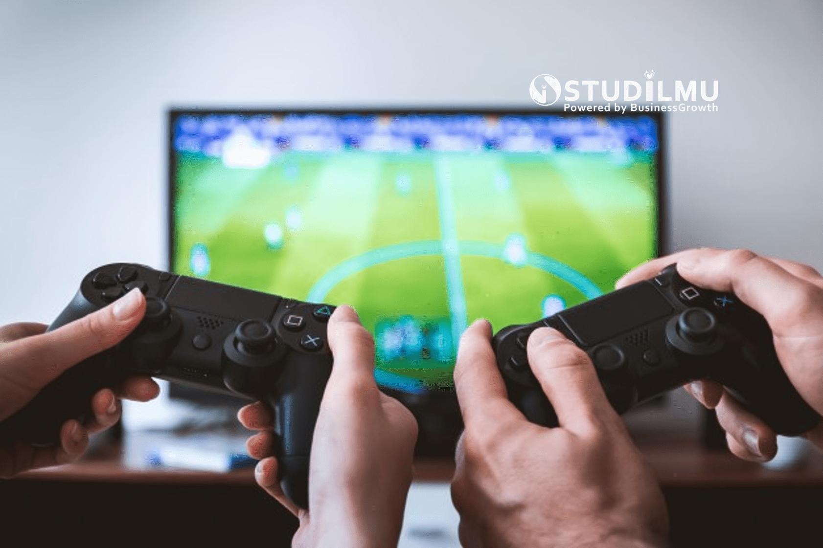 4 Manfaat Bermain Video Games bagi Kesuksesan