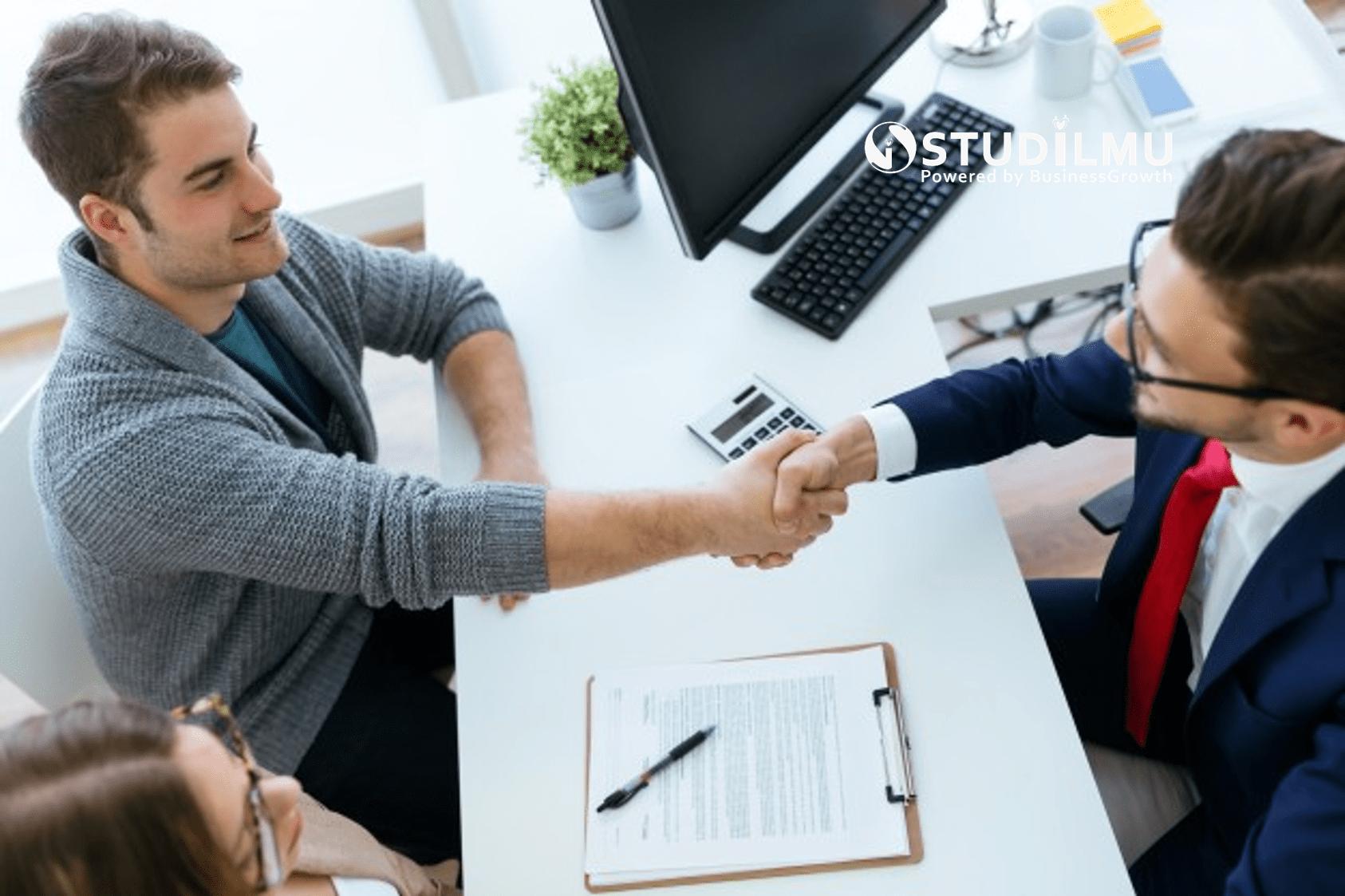 STUDILMU Career Advice - 14 Kemampuan yang Diperlukan dalam Melakukan Negosiasi Bisnis