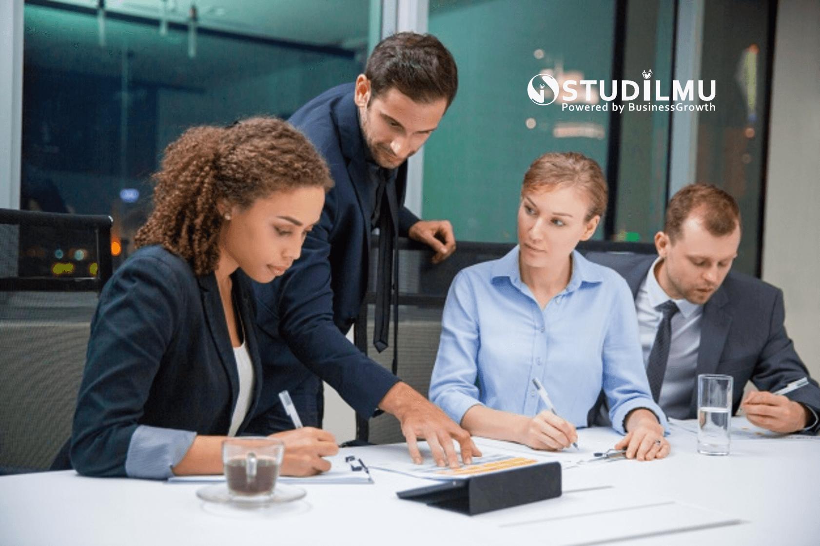 STUDILMU Career Advice - 4 Kemampuan Manajerial yang Harus Dimiliki di Era Digital