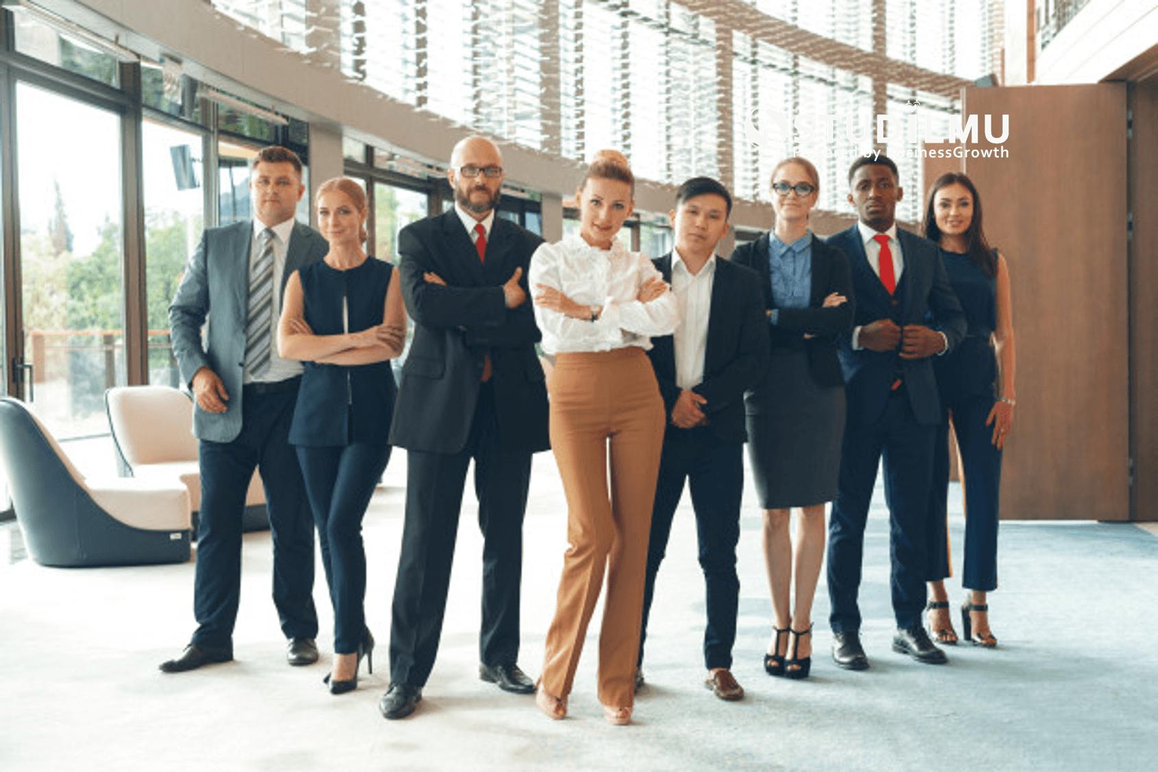 STUDILMU Career Advice - CEO adalah Anda