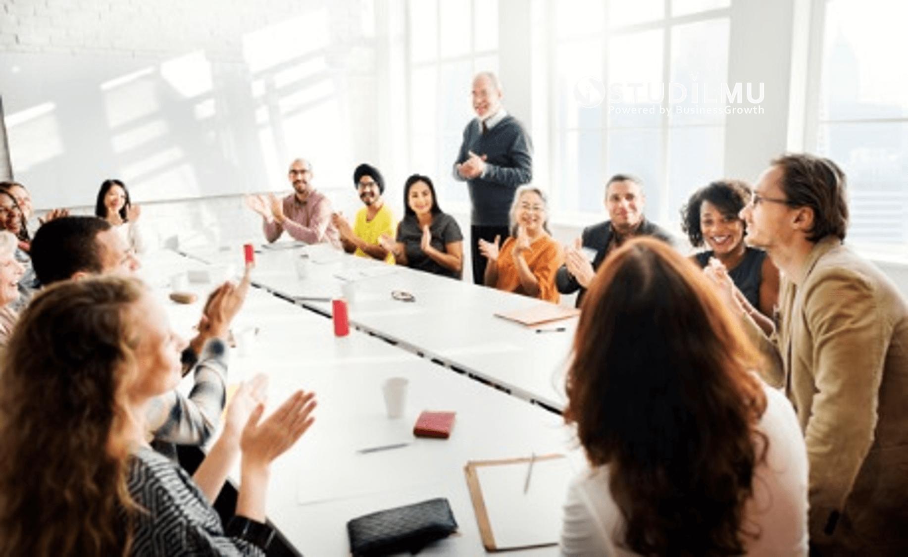 6 Tips Merancang Agenda Rapat yang Efektif