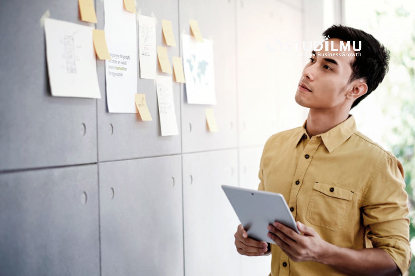 STUDILMU Career Advice - 2 Kunci Sukses Menjalankan Usaha Kecil