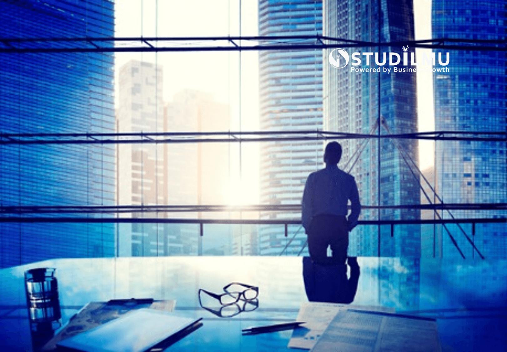 STUDILMU Career Advice - Tanggung Jawab CEO adalah 5 Hal Ini