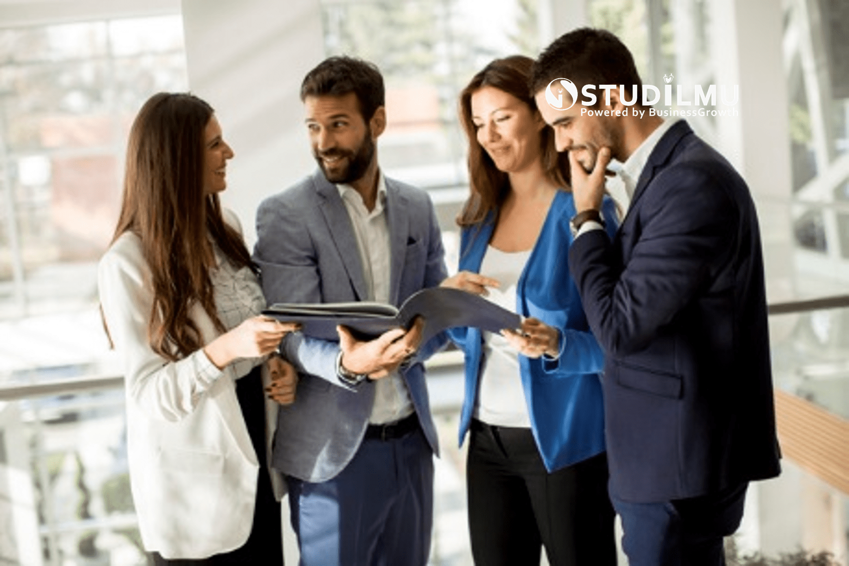 STUDILMU Career Advice - 10 Cara Orang Sukses Menjadi Semakin Kaya