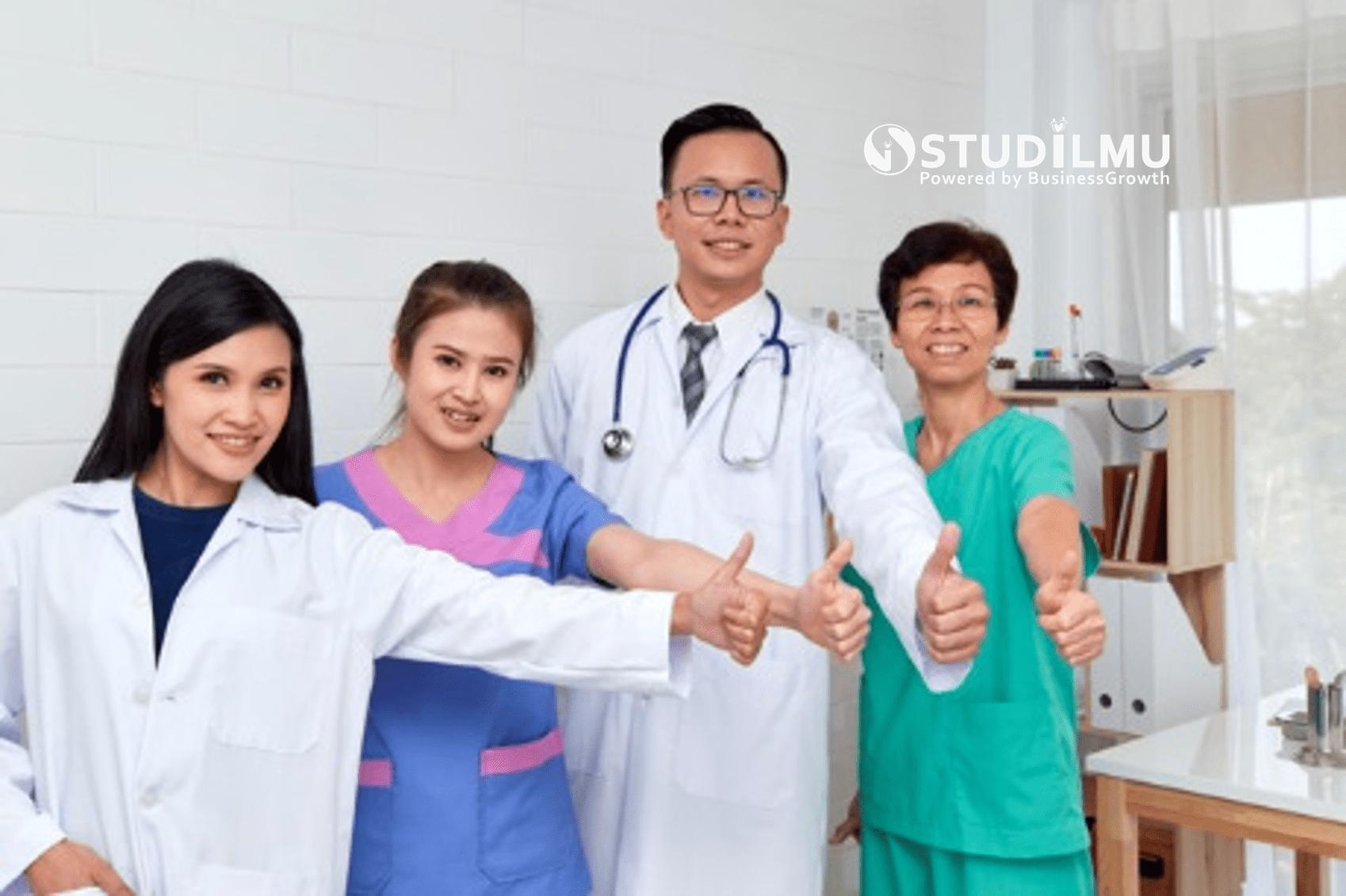 STUDILMU Career Advice - 4 Karakteristik Manusia yang akan Sukses di Dunia Bisnis dan Kesehatan