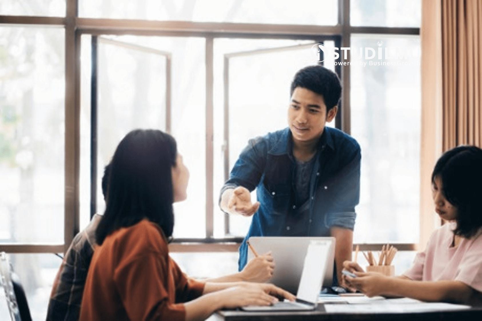 STUDILMU Career Advice - Pentingkah Memiliki Tujuan Bekerja?