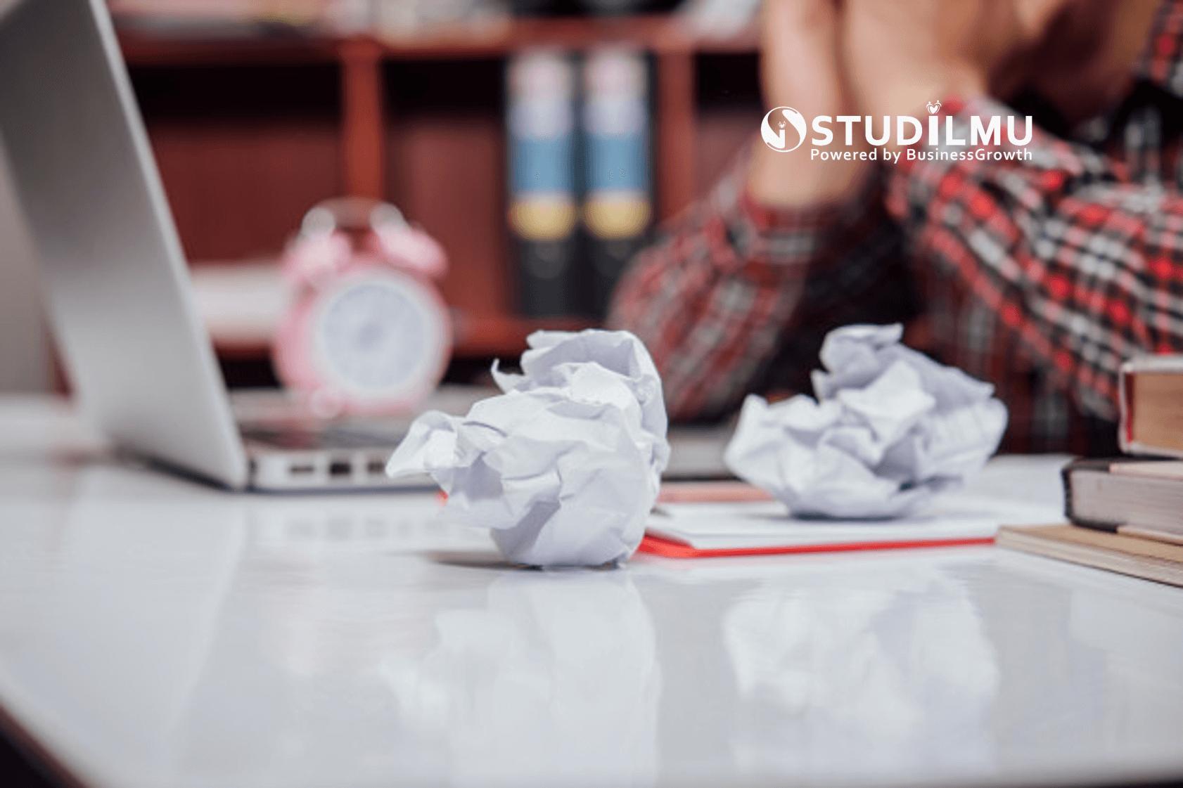 STUDILMU Career Advice - Asumsi adalah Penyebab Kegagalan Wirausaha