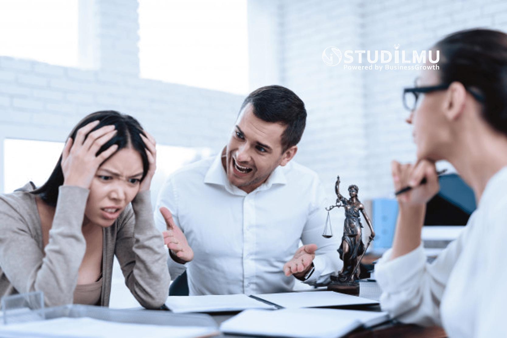 9 Tanda Berada di Perusahaan dengan Budaya Kerja Buruk
