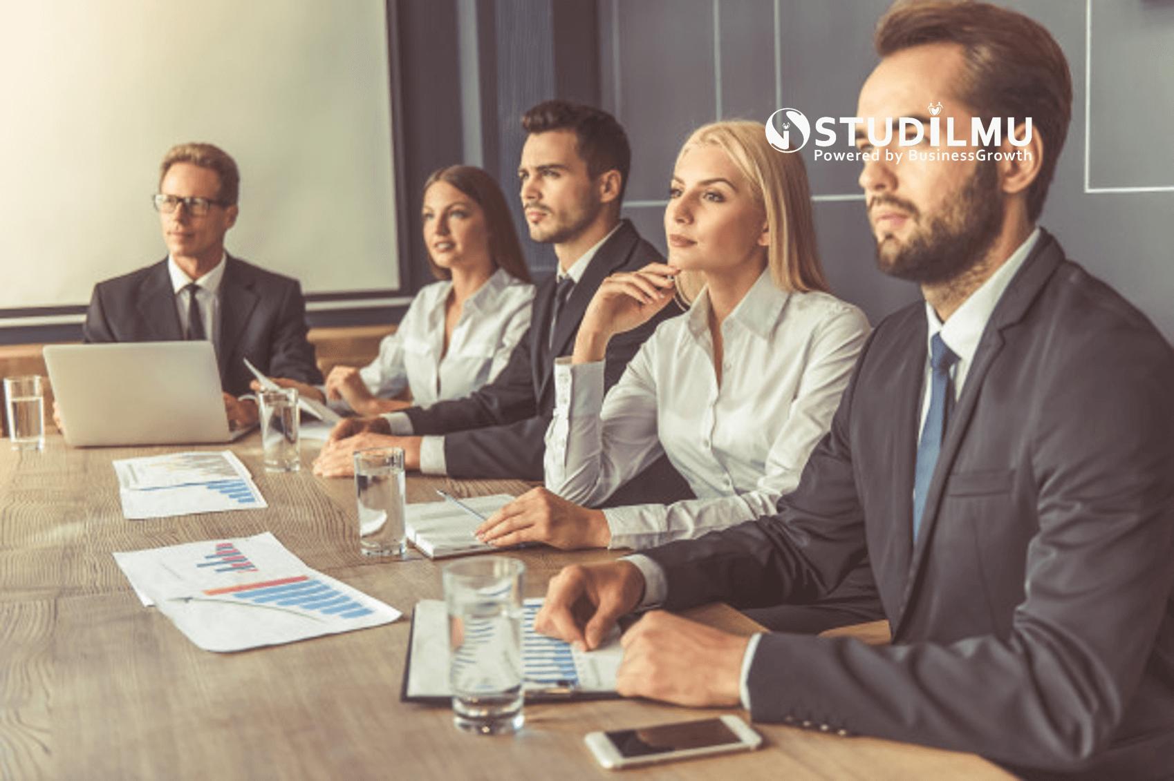 STUDILMU Career Advice - Lakukan 5 Hal Penting Ini Untuk Meraih Pengembangan Karier