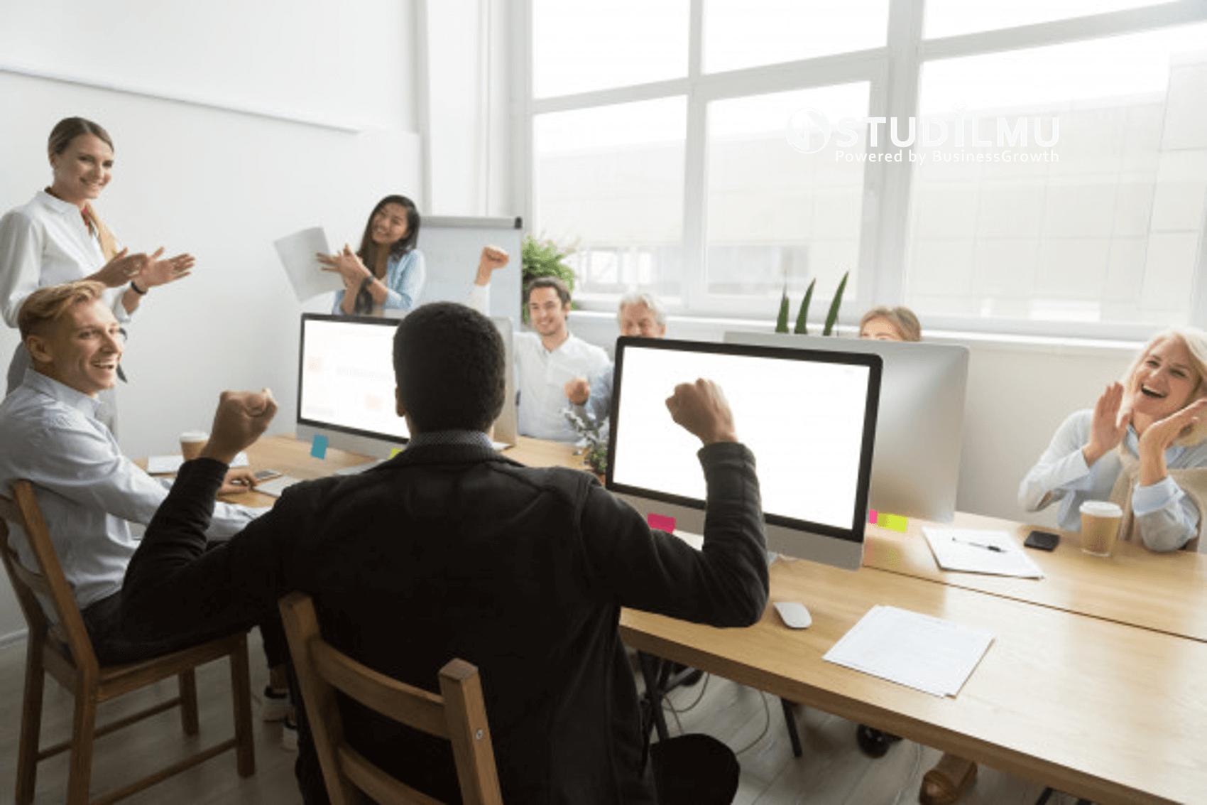 STUDILMU Career Advice - 15 Pertanyaan Untuk Meningkatkan Semangat Kerja, Moral & Budaya Kerja