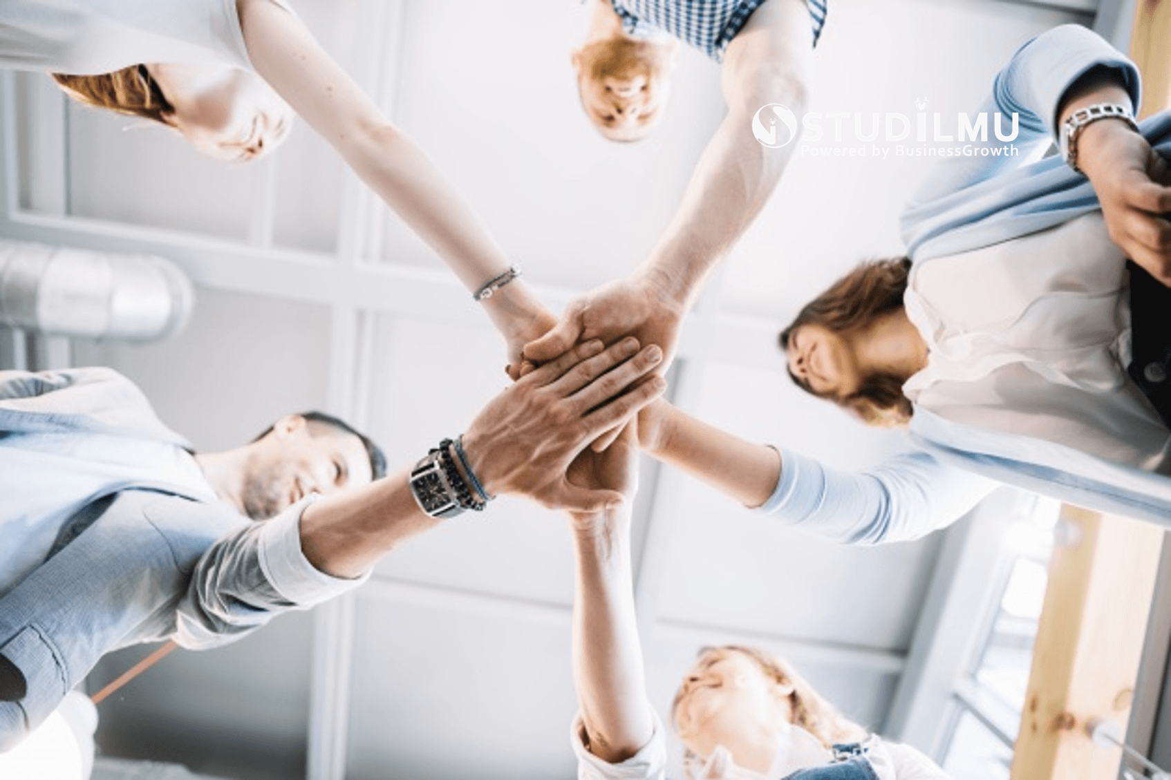 STUDILMU Career Advice - 6 Cara Hebat Mendorong Kerja Sama Tim